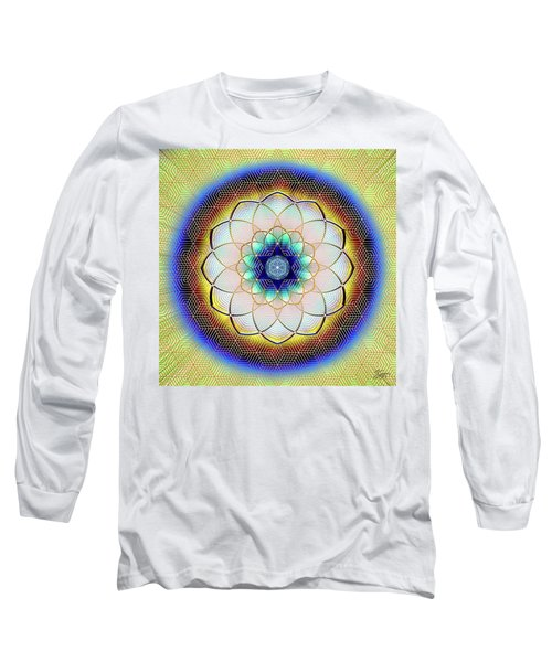 Sacred Geometry 723 Long Sleeve T-Shirt