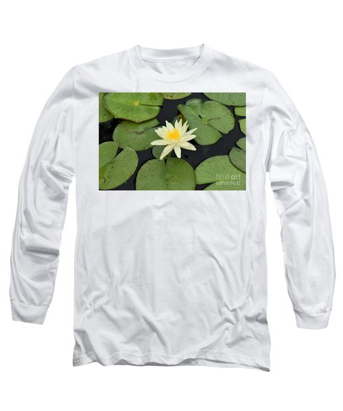 Sacred Lotus Long Sleeve T-Shirt