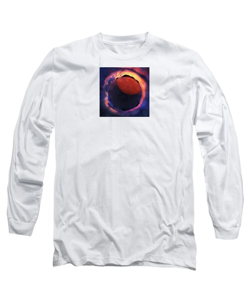 Sacred Planet - Sunset - New Zealand Long Sleeve T-Shirt