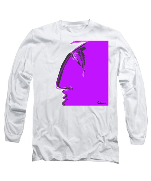 Sad Grape Long Sleeve T-Shirt