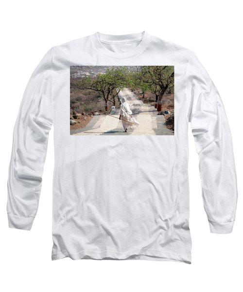 Sadhvi Long Sleeve T-Shirt
