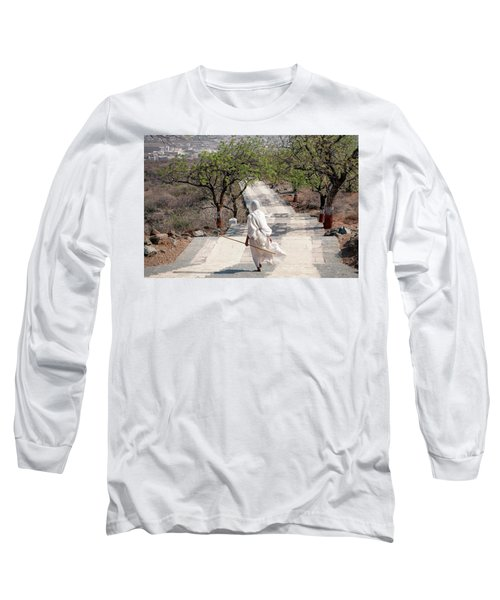 Sadhvi Long Sleeve T-Shirt
