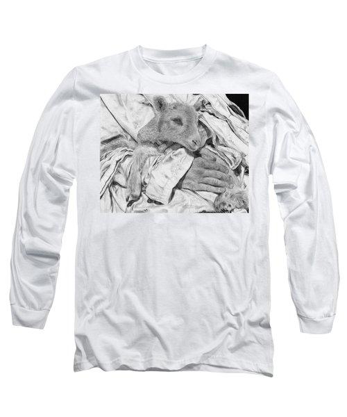 Safe Long Sleeve T-Shirt