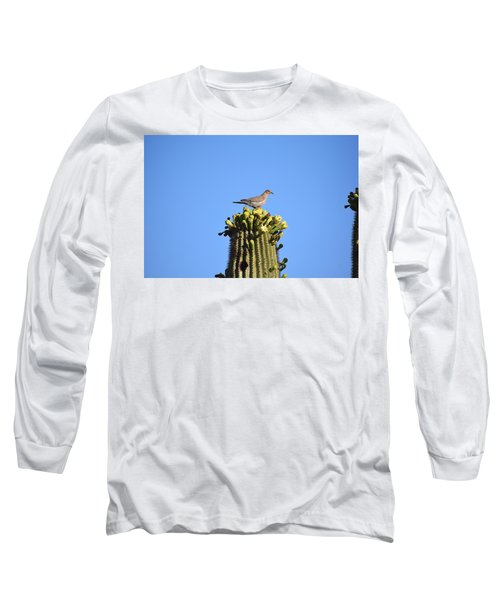 Saguaro Dove 1 Long Sleeve T-Shirt