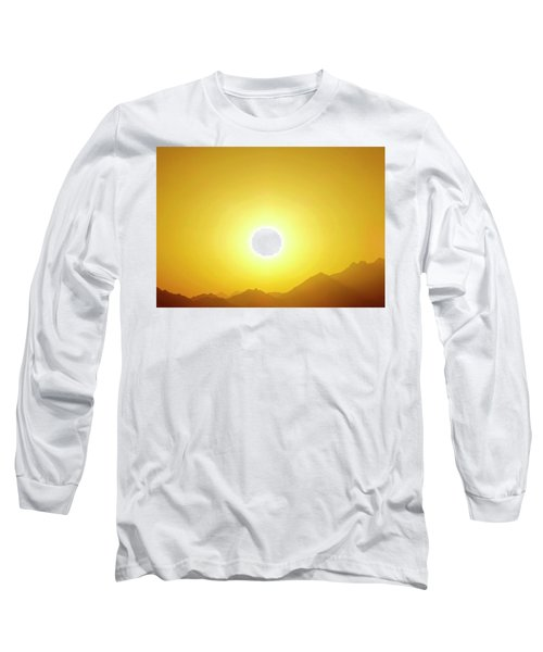Sahara Sunset 2 Long Sleeve T-Shirt