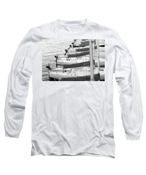 Sailboats Long Sleeve T-Shirt