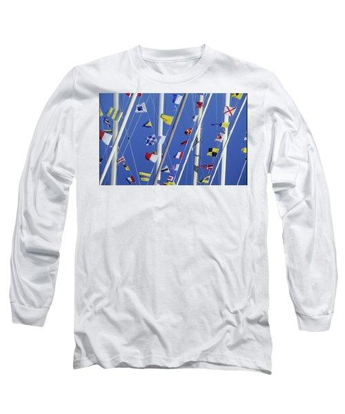 Sailing, General Long Sleeve T-Shirt