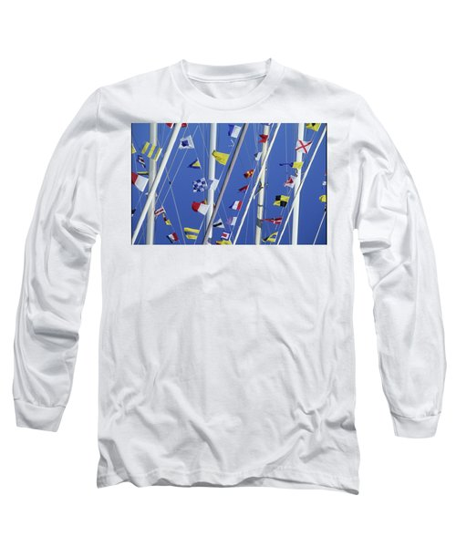 Sailing, General Long Sleeve T-Shirt