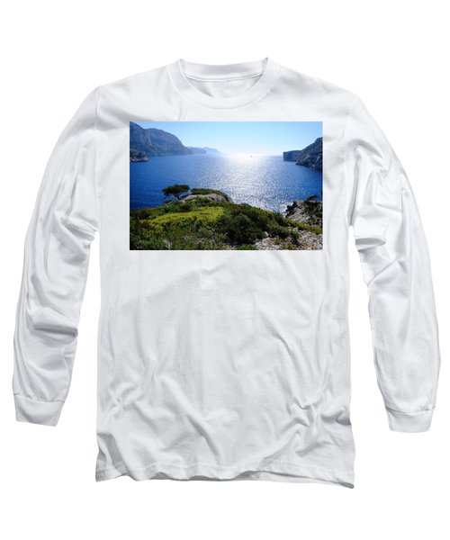 Sailing In The Vastness Long Sleeve T-Shirt