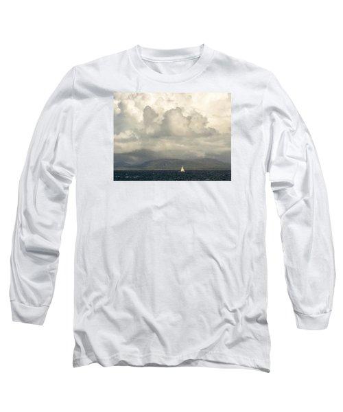 Sailing Scottish Seas Long Sleeve T-Shirt