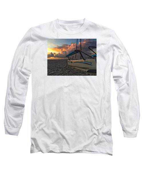 Sailing Still Long Sleeve T-Shirt