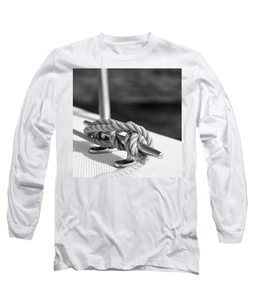 Sailor's Knot Square Long Sleeve T-Shirt