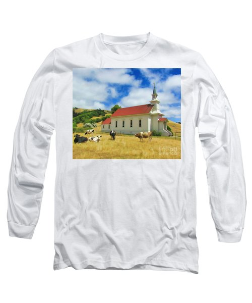 St. Mary's Visitors Long Sleeve T-Shirt