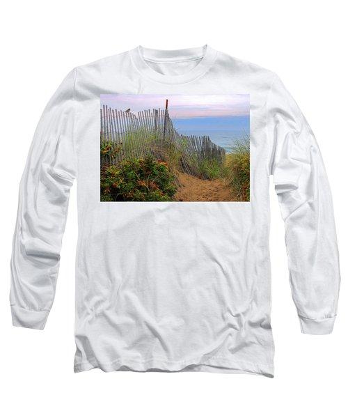 Salisbury Beach Long Sleeve T-Shirt