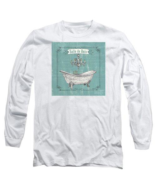 Salle De Bain Long Sleeve T-Shirt