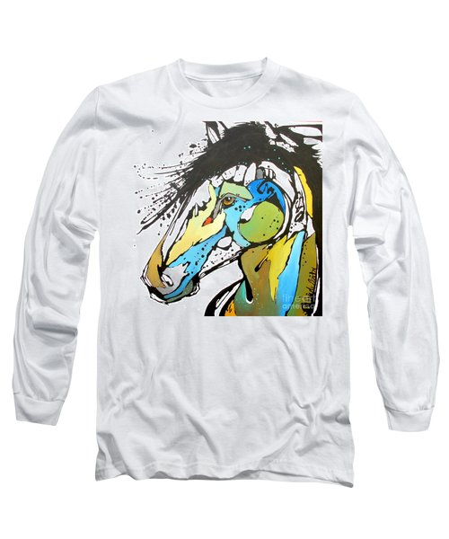 Sallie Long Sleeve T-Shirt