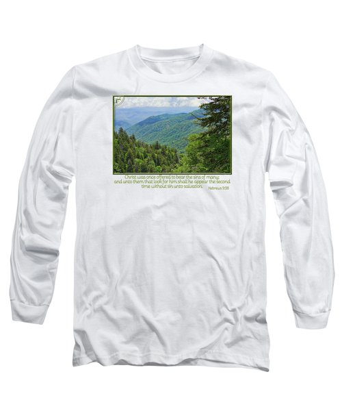 Salvation Eternal Long Sleeve T-Shirt by Larry Bishop