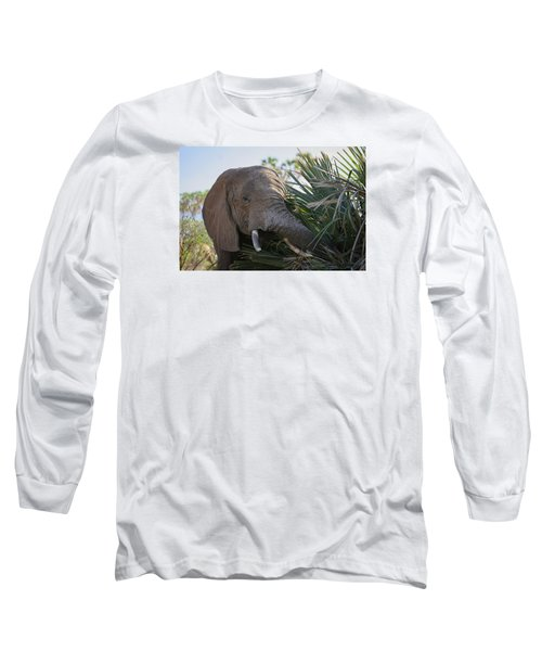 Samburu Elephant Long Sleeve T-Shirt