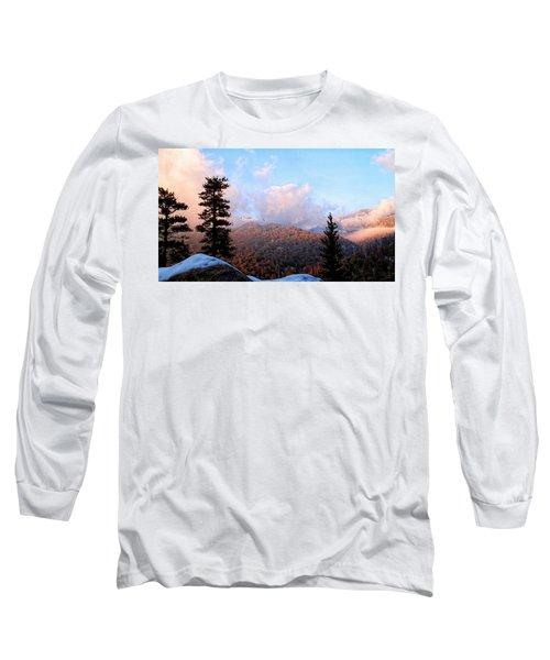 San Jacinto Mountains 2 - California Long Sleeve T-Shirt