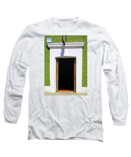 San Jose Del Cabo Door 7 Long Sleeve T-Shirt