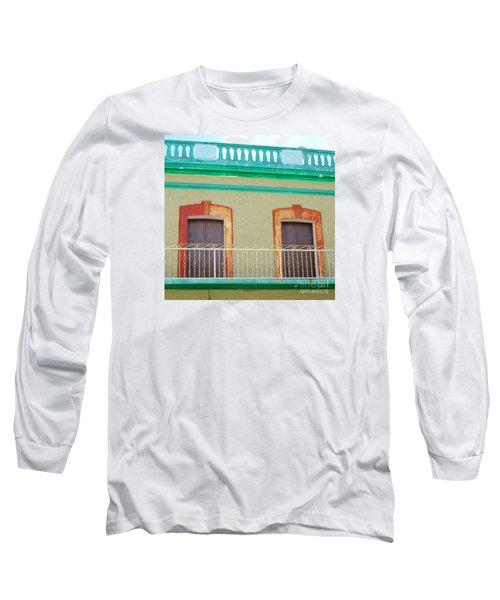 San Jose Del Cabo Doors 11 Long Sleeve T-Shirt