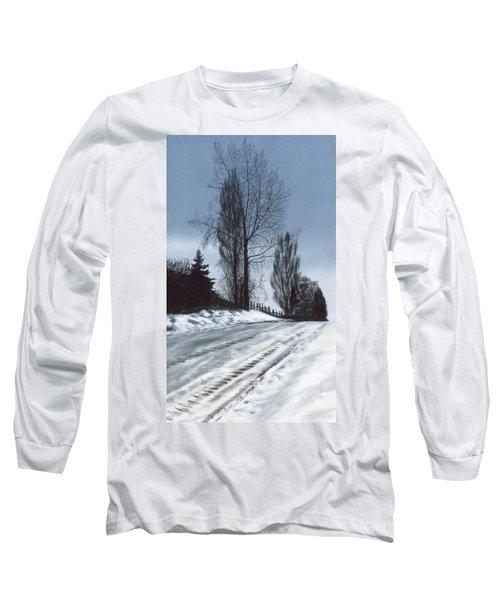 San Juan Snow Long Sleeve T-Shirt