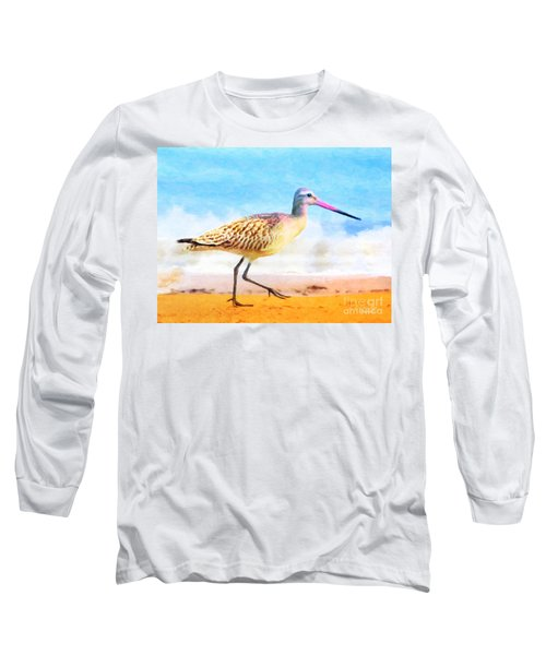 Sand Between My Toes ... Long Sleeve T-Shirt