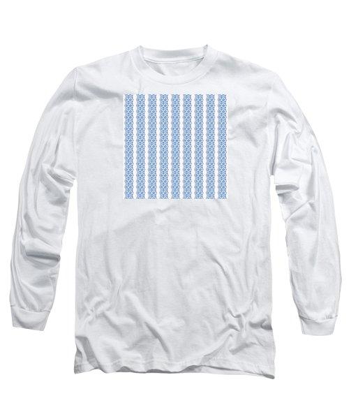 Sand Dollar Delight Pattern 5 Long Sleeve T-Shirt
