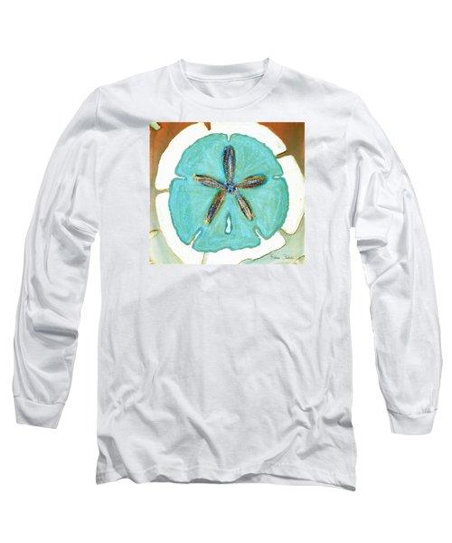 Sand Dollar Star Attraction Long Sleeve T-Shirt