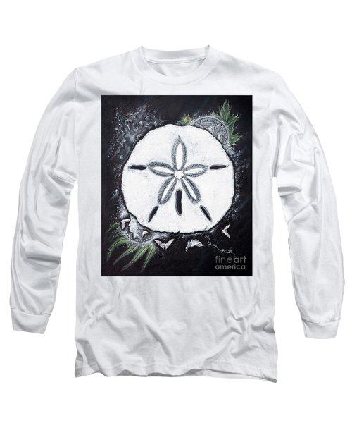Sand Dollars Long Sleeve T-Shirt