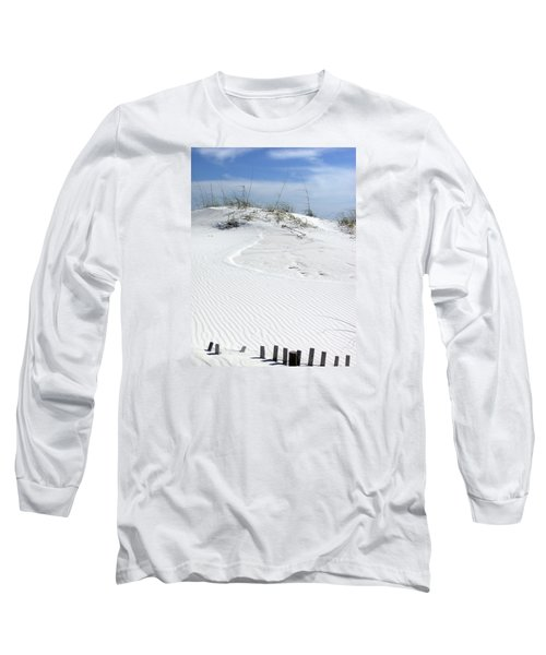 Long Sleeve T-Shirt featuring the photograph Sand Dunes Dream 2 by Marie Hicks