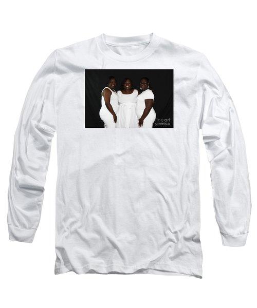 Sanderson - 4569 Long Sleeve T-Shirt by Joe Finney