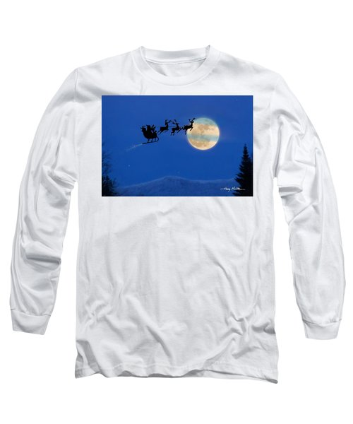 Santa 1 Long Sleeve T-Shirt