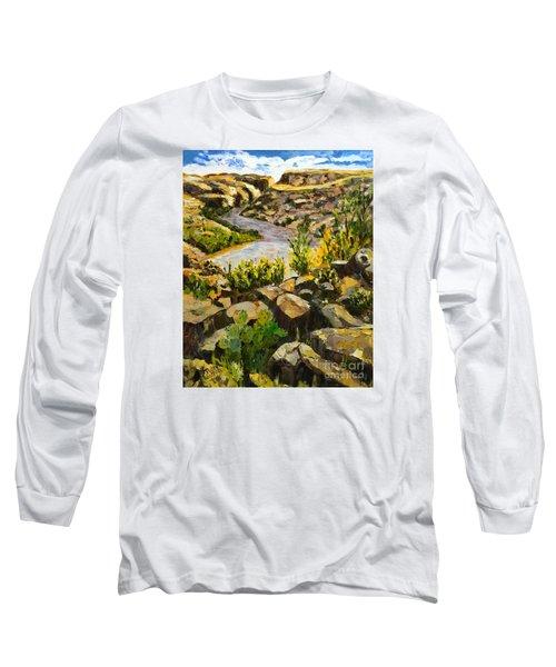 Santa Elena Canyon Long Sleeve T-Shirt