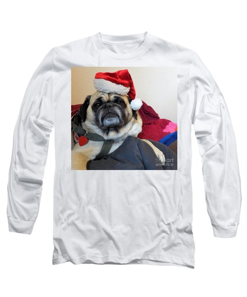 Santas Helper Long Sleeve T-Shirt