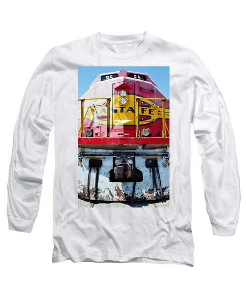Sante Fe Railway Long Sleeve T-Shirt