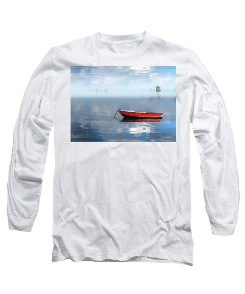 Santee Lakes Serenity Long Sleeve T-Shirt