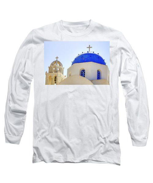 Santorini Long Sleeve T-Shirt