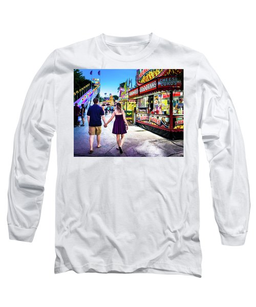 Sara And Drew 30 Long Sleeve T-Shirt