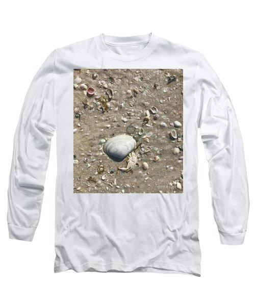 Sarasota County Shells Long Sleeve T-Shirt