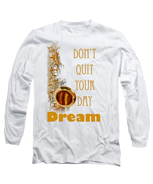 Saxophone Fine Art Photographs Art Prints 5019.02 Long Sleeve T-Shirt by M K  Miller