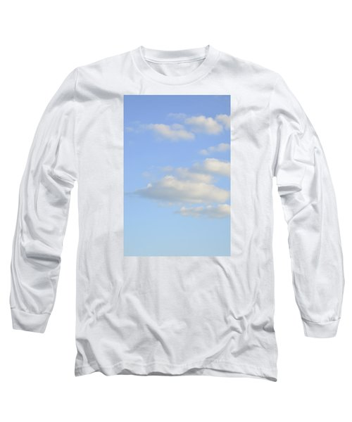 Long Sleeve T-Shirt featuring the photograph Say Vertical by Wanda Krack