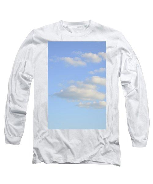 Say Vertical Long Sleeve T-Shirt