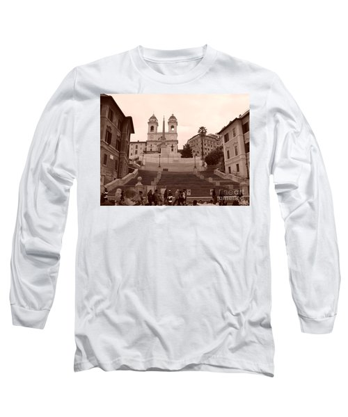 Scalinata Long Sleeve T-Shirt