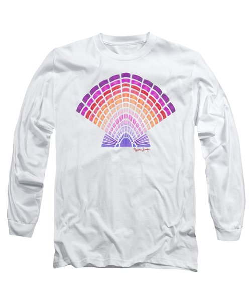 Scallop Shell Long Sleeve T-Shirt