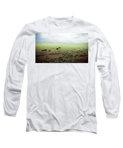 Scared Up Long Sleeve T-Shirt
