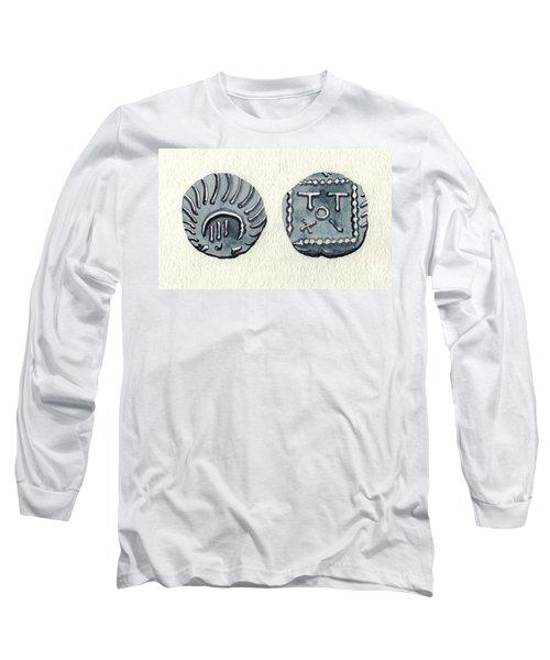 Sceatta Long Sleeve T-Shirt by Annemeet Hasidi- van der Leij