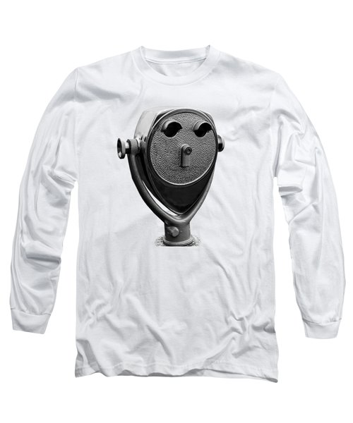 Scenic Coin-op Viewer Tee Long Sleeve T-Shirt