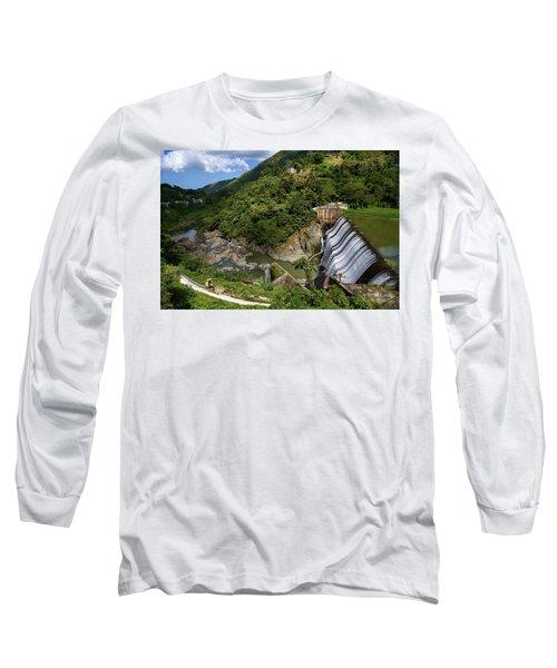 Scenic Puerto Rico  Long Sleeve T-Shirt