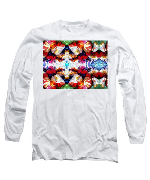 Scent Of The Angels Long Sleeve T-Shirt